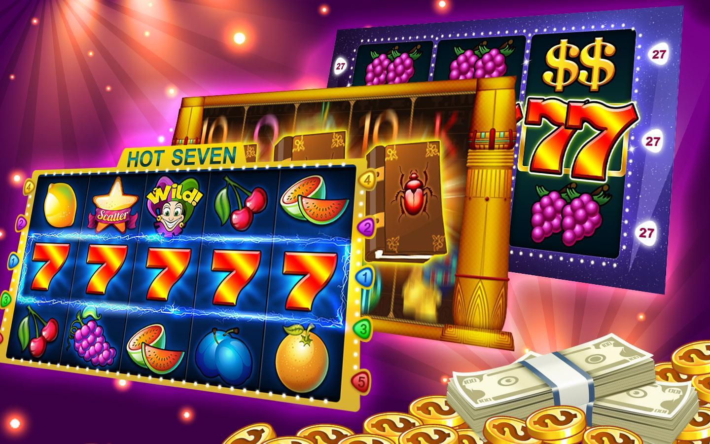 Online Slot Machines – Salient Benefits Of Playing Them