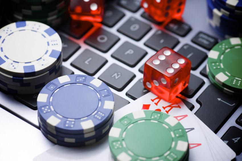 Black Jack, Poker And Baccarat Gambling